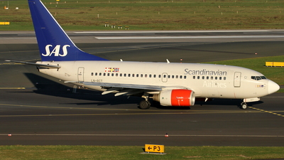 LN-RCT - Boeing 737-683 - Scandinavian Airlines (SAS)