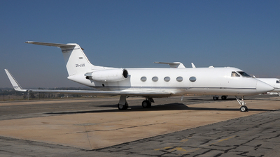 ZS-LUX - Gulfstream G-III - Private