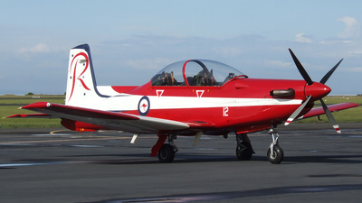 A23-012 - Pilatus PC-9A - Australia - Royal Australian Air Force (RAAF)