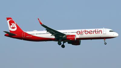 OE-LCO - Airbus A321-211 - Air Berlin (Niki)