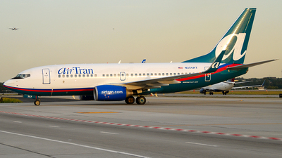N354AT - Boeing 737-7BD - airTran Airways