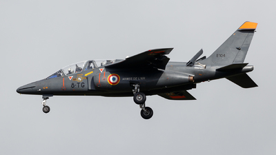 E104 - Dassault-Breguet-Dornier Alpha Jet E - France - Air Force