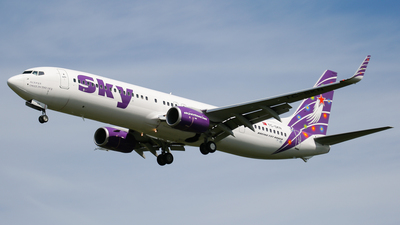 TC-SKN - Boeing 737-94XER - Sky Airlines