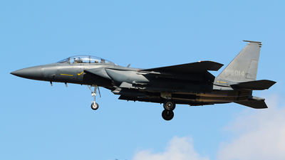 02014 - Boeing F-15K Slam Eagle - South Korea - Air Force