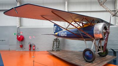 F-ABAO - Morane-Saulnier Ai - Private