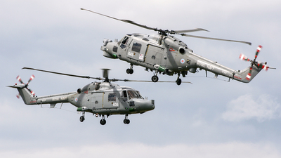 ZF562 - Westland Lynx HMA.8DSP - United Kingdom - Royal Navy