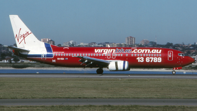 VH-VGA - Boeing 737-43Q - Virgin Blue Airlines