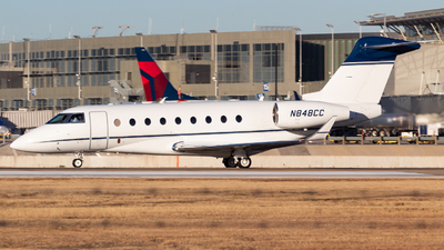 N848CC - Gulfstream G280 - Private