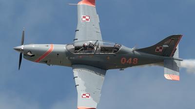 048 - PZL-Okecie PZL-130TC-2 Turbo Orlik  - Poland - Air Force