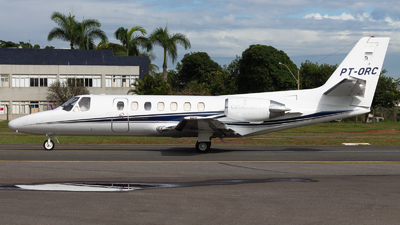 A picture of PTORC - Cessna 560 Citation V - [5600195] - © Delta Fox