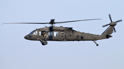 15-20744 - Sikorsky UH-60M Blackhawk - United States - US Army
