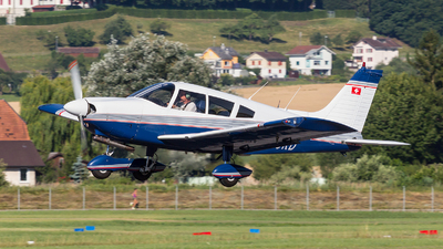 HB-OKD - Piper PA-28-180 Cherokee G - Private