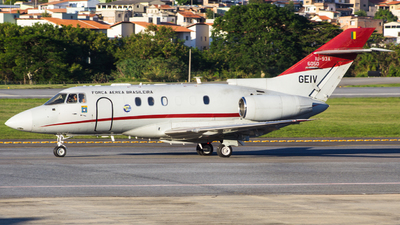 A picture of FAB6050 - Hawker IU93A -  - © Gabriel Wallace