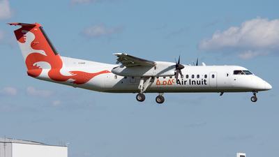 C-GIAB - Bombardier Dash 8-Q314 - Air Inuit
