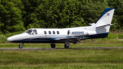 N999MS - Cessna 501 Citation - Private