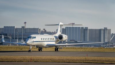 N838MF - Gulfstream G650 - Private