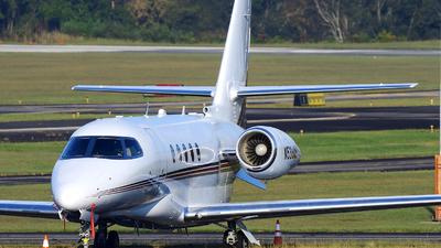 N536QS - Cessna Citation Latitude - NetJets Aviation