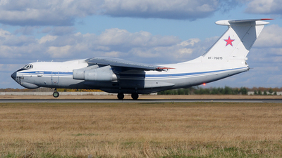 RA-76615 - Ilyushin IL-76MD - Russia - Air Force