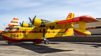 C-GFBP - Canadair CL-215-1A10 - Private