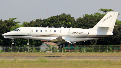 N977JH - Cessna 680 Citation Sovereign Plus - Jhonlin Air Transport