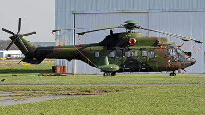 2282 - Eurocopter AS 532UL Cougar - France - Army