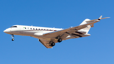 A picture of PPVDR - Bombardier Global Express - [9312] - © Rafael Costa / PSW Aviation