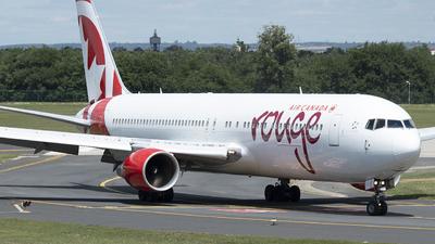 C-GHPN - Boeing 767-33A(ER) - Air Canada Rouge