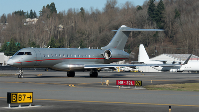 9H-VJU - Bombardier BD-700-1A10 Global 6000	 - VistaJet
