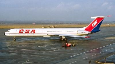 OK-JBI - Ilyushin IL-62M - CSA Czech Airlines