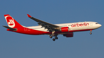 D-ALPJ - Airbus A330-223 - Air Berlin