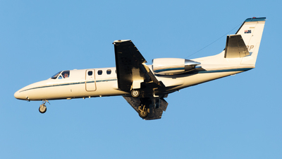 A picture of VHXBP - Cessna 550 Citation Bravo - [5500810] - © Joel Baverstock