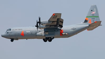 05-1465 - Lockheed Martin C-130J Hercules - United States - US Air Force (USAF)