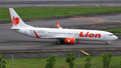 A picture of PKLSO - Boeing 7379GP(ER) - Lion Air - © Muhammad Raihan Rahmanu