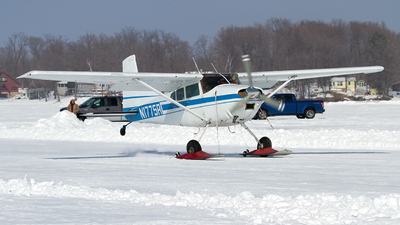 N1775R - Cessna A185F Skywagon - Private