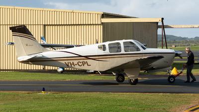 VH-CPL - Beechcraft 35 Bonanza - Private