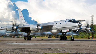 RF-34098 - Tupolev Tu-142M3 - Russia - Navy