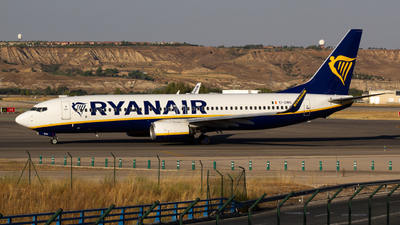 A picture of EIDWG - Boeing 7378AS - Ryanair - © Alejandro Gutierrez Martin