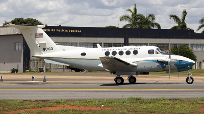 76-0163 - Beechcraft C-12C Huron - United States - US Air Force (USAF)
