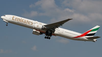 A6-EGR - Boeing 777-31HER - Emirates