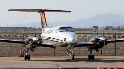 N600ML - Beechcraft B200GT Super King Air - United States - US Forest Service (USFS)