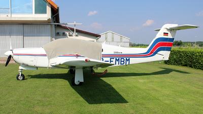 D-EMBM - Piper PA-28RT-201 Arrow IV - Private