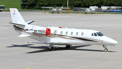 OE-GMS - Cessna 560XL Citation Excel - Avcon Jet
