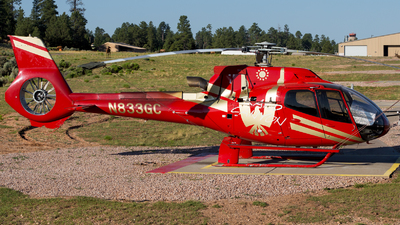 N833GC - Eurocopter EC 130T2 - Papillon Grand Canyon Helicopters