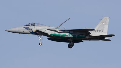 82-8903 - McDonnell Douglas F-15J Eagle - Japan - Air Self Defence Force (JASDF)