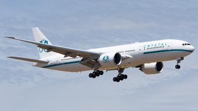 P4-XTL - Boeing 777-29MLR - Crystal Luxury Air