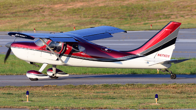 N678DS - Glasair Aviation GS-2 Sportsman 2+2 - Private