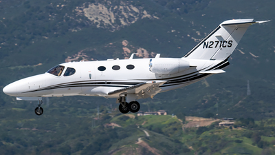 N271CS - Cessna 510 Citation Mustang - Private