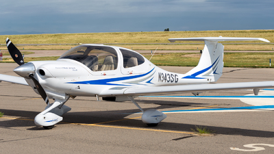 N343SG - Diamond DA-40 Diamond Star XLS - Private
