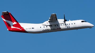 VH-TQM - Bombardier Dash 8-Q315 - QantasLink