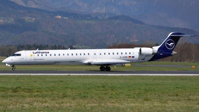 A picture of DACNN - Mitsubishi CRJ900LR - Lufthansa - © Davor - Sierra5